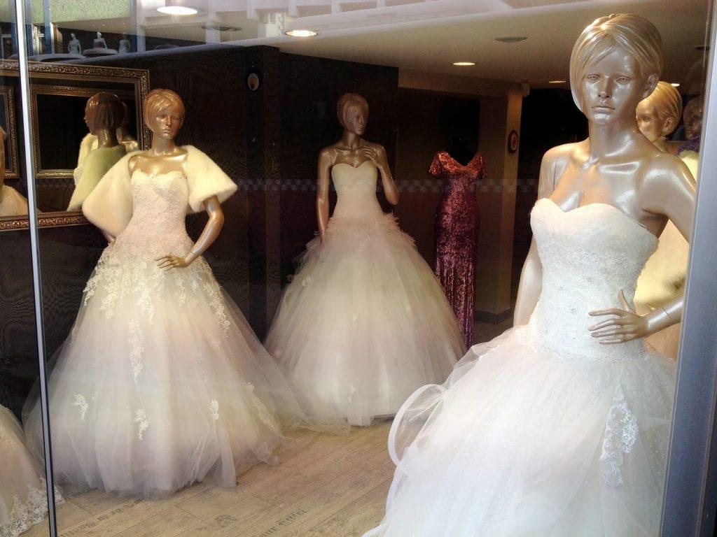 Achat robe mariage