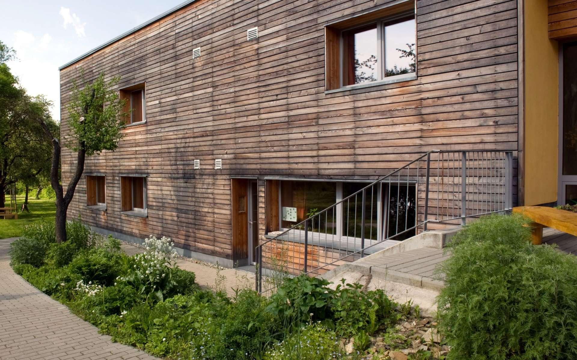 Une belle maison éco-responsable