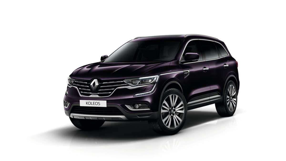 Auto Renault Koleos